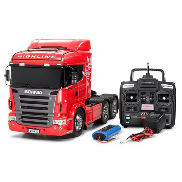 RC Scania 560 4x4