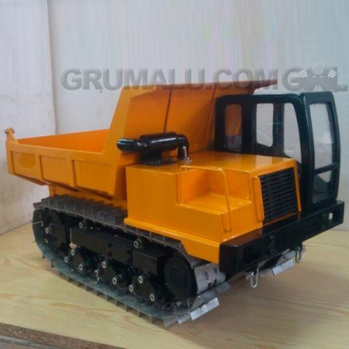 RAUPENDUMPER  RC 36-26-50 AKKURA V2 – BASIS VERSION – MASSSTAB 1:12 -23 KG (50lbs)