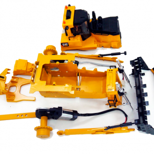 2.3 Bulldozer BRUDER-Conversion DT10 Massstab 1:16 - 7 kg