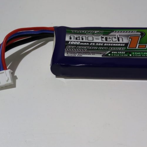 1000 mAh, High Discharge LiPo Batterie from Turnigy