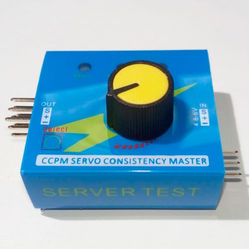 3CH ECS Consistency Master Checker Speed Controler CCPM M99