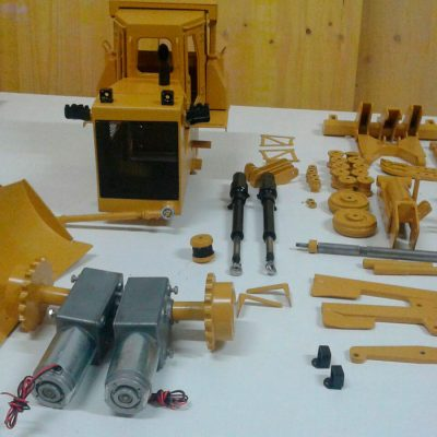 Bulldozer parts DT70 grumalu
