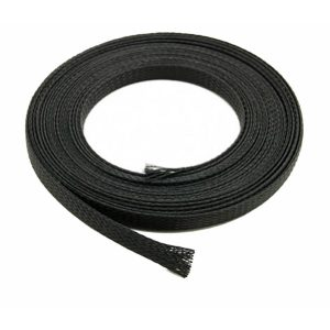Black wire guard mesh